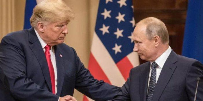 Trump, Putin'in önerisini kabul etti