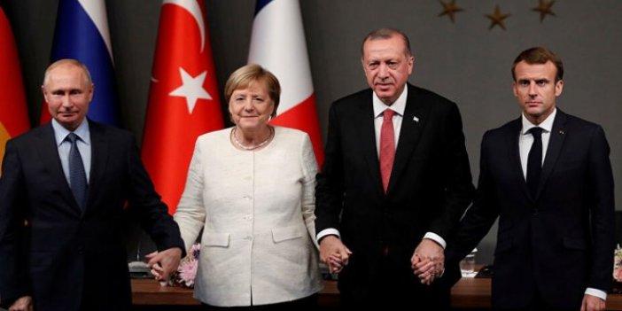 Merkel açıkladı: Putin, 4'lü zirveye katılacak mı?
