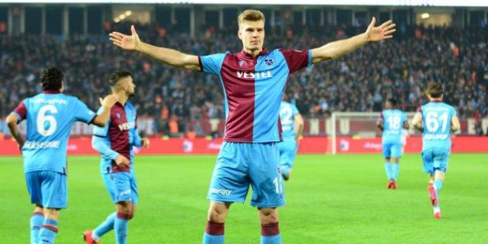 Fenerbahçe Trabzon'da kayıp