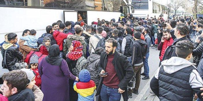 Avrupa'ya giden mülteci sayısı açıklandı!