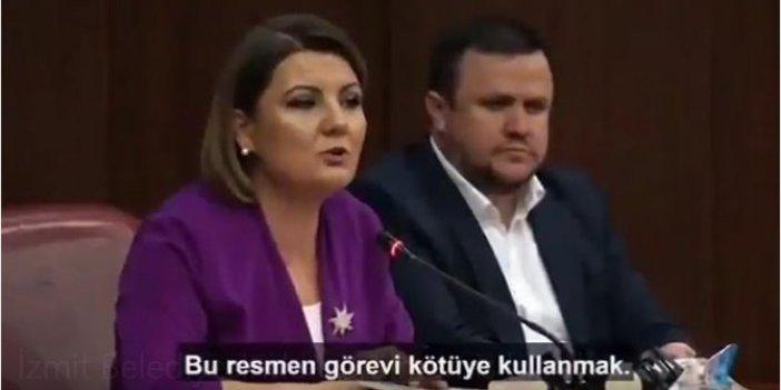 AKP ve MHP'liler odaları beğenmeyince protesto ettiler!