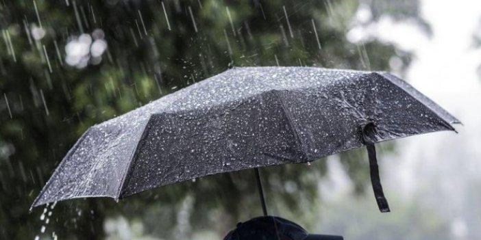 Meteoroloji'den açıklama! 5 Mart 2020 Hava durumu. İstanbul'a yağmur uyarısı!