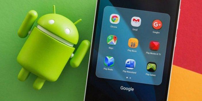 Google uyardı: Telefonlarınızdan silin