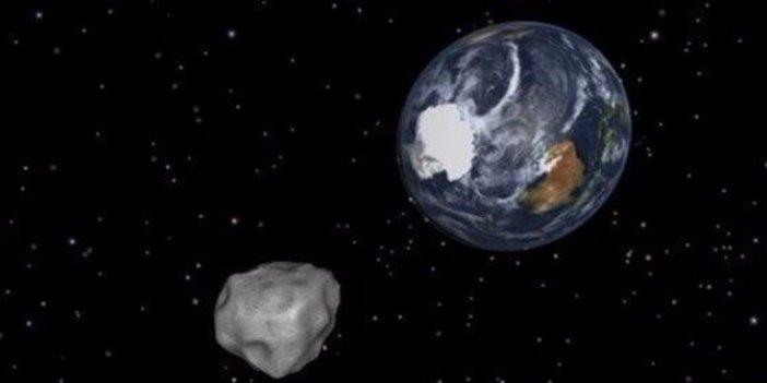 NASA açıkladı! Dünya'ya çok yakın geçecek...