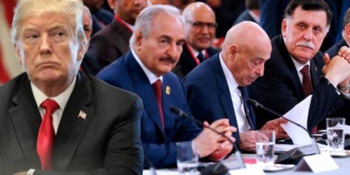 ABD Libya'da tarafını seçti