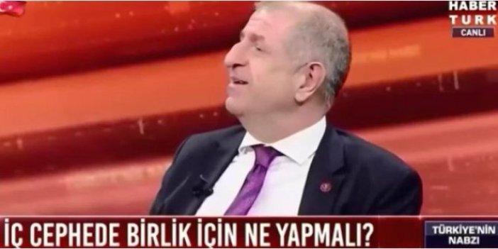 İYİ Parti'li Ümit Özdağ, MHP'li Semih Yalçın'a canlı yayında böyle yanıt verdi!
