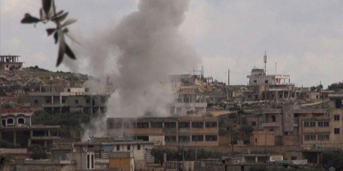 Rus savaş uçakları İdlib'de sivilleri hedef aldı