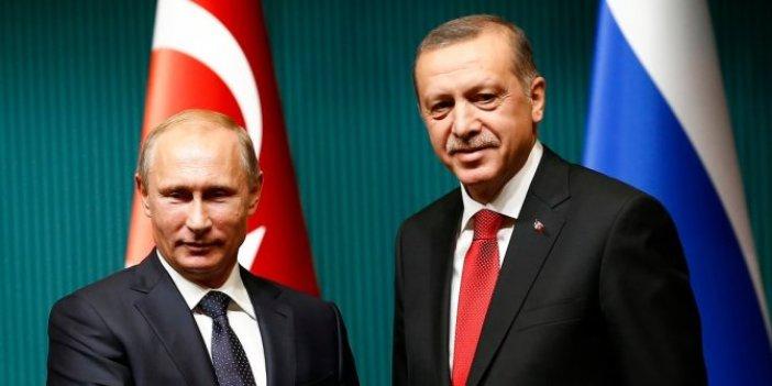 Erdoğan'ın Rusya ziyareti öncesi dikkat çeken detay!