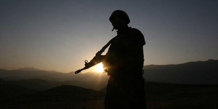Şehitlerin naaşını kaçıran terörist için karar