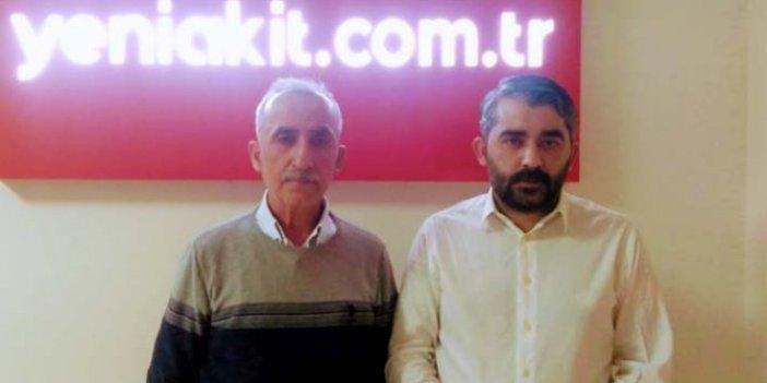Yasin Öztürk'e saldıran Sait Dağdaş Yeni Akit'e sığındı