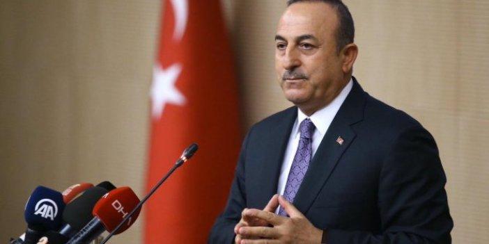 Mevlüt Çavuşoğlu: Türkiye bu ağır yükü tek başına taşıyamaz
