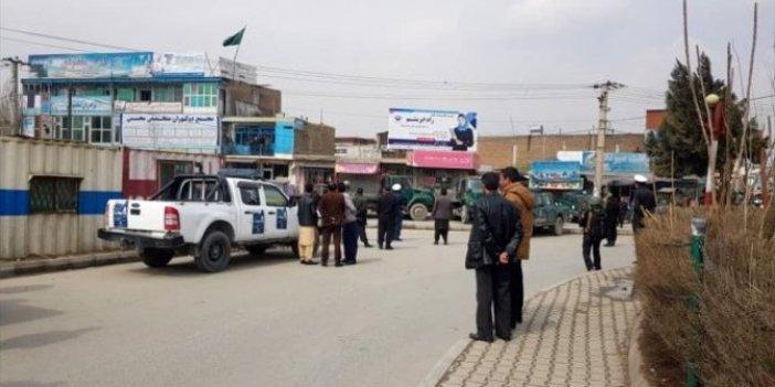 Afganistan'da silahlı ve bombalı saldırı