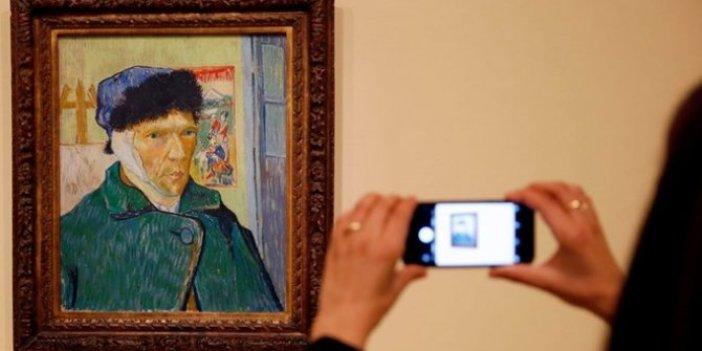 4 sterline alınan Van Gogh tablosu 15 milyon euro'ya satışa çıkarıldı