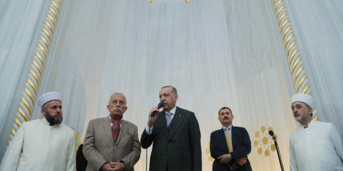 """Tayyip Erdoğan: """"Müslüman'ın Müslüman ile savaşı..."""""""