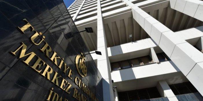 Merkez Bankası rezervleri iki ayda eridi