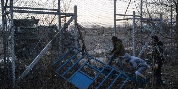 Yunanistan göçmenlere maddi yardımı kesiyor