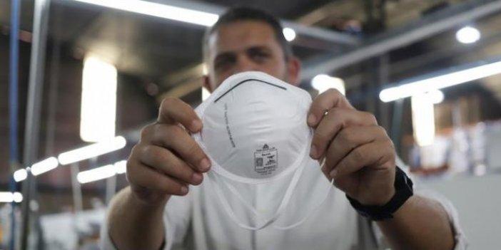 Türk otobüsünde kaçak koruyucu maske: Değeri 50 bin euro