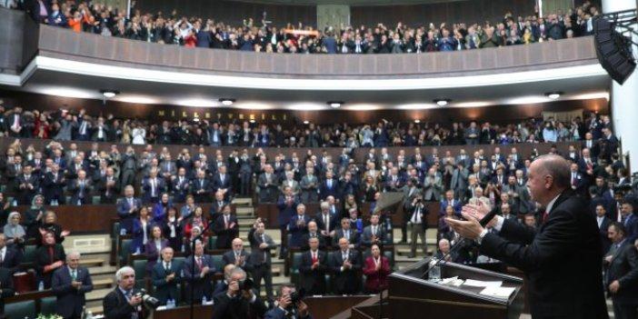 AKP'de grup toplantısı tartışması!