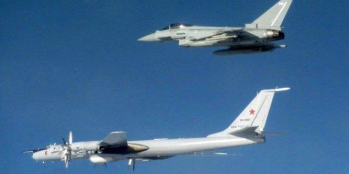 Havada İngiliz Rus gerilimi!