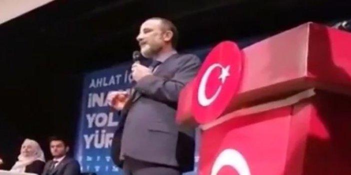 Engin Özkoç'a yumruk atan AKP'li Vahit Kiler: Eksik olanı tamamlayacağız