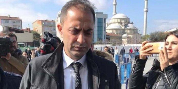 Murat Ağırel'in eşi ve babasıyla vedalaşmasına izin vermediler