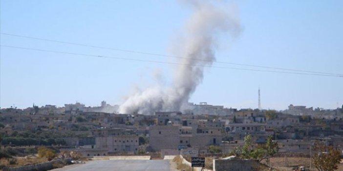 Rejim güçleri İdlib'de ateşkesi ihlal etti!