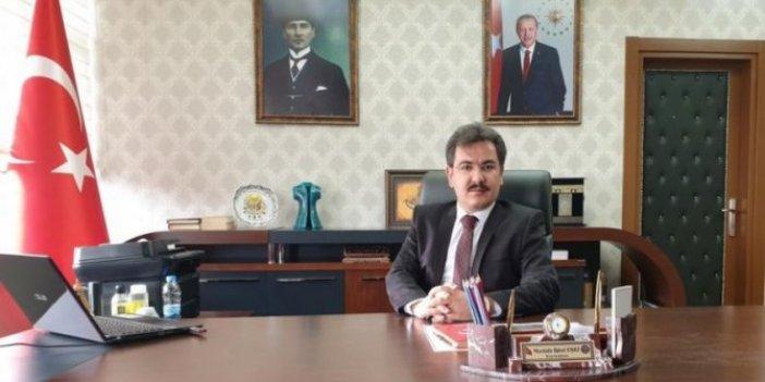 Kaymakam Mustafa İkbal Eşki'den skandal 'Cumhuriyet' paylaşımı