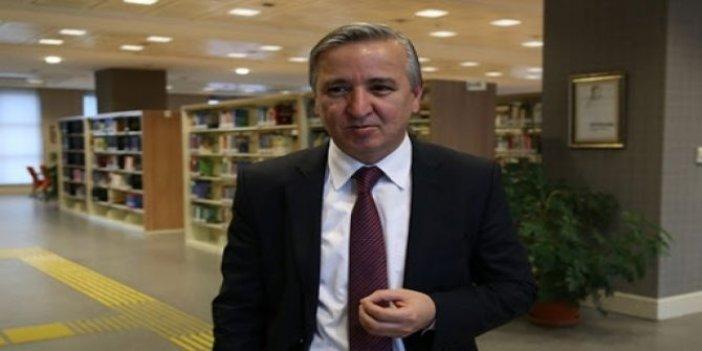 Erdoğan'ın eski danışmanı Aydın Ünal, pelikanı işaret etti