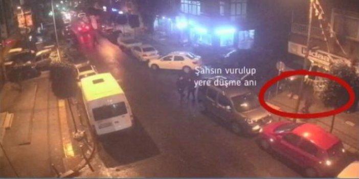 Mehmet Altunkaynak'ın öldürülme görüntüleri! Fenerbahçe...