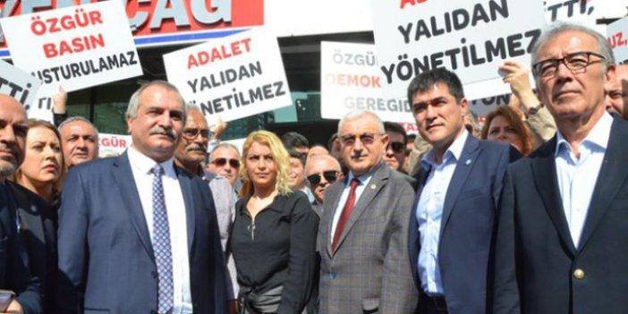"""Ahmet Çelik: Yeniçağ'ı mücadelesinden döndüremeyecekler"""""""