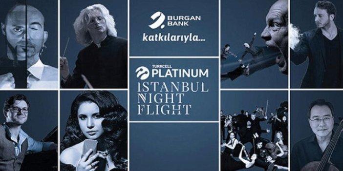 İstanbul Night Flight Başlıyor