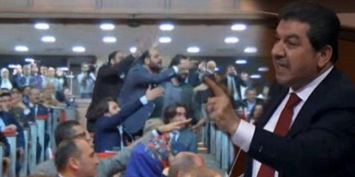 Engin Özkoç kavgası İBB Meclisi'nde ortalığı karıştırdı
