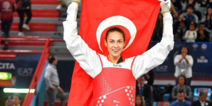 Skandal karar: Dünya şampiyonu İrem Yaman olimpiyatlara götürülmüyor!