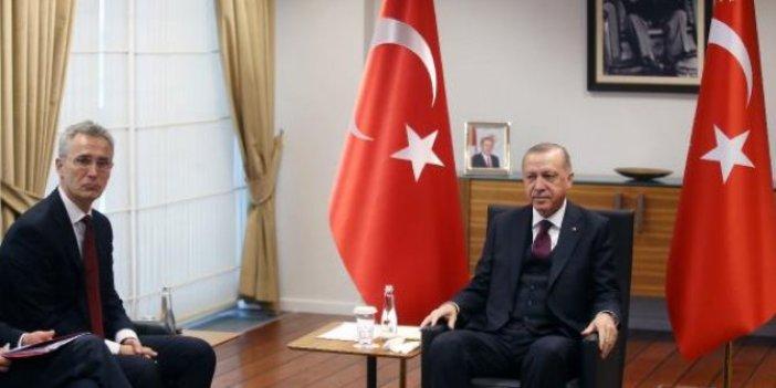 NATO zirvesine Erdoğan'ın corona virüs selamı damga vurdu
