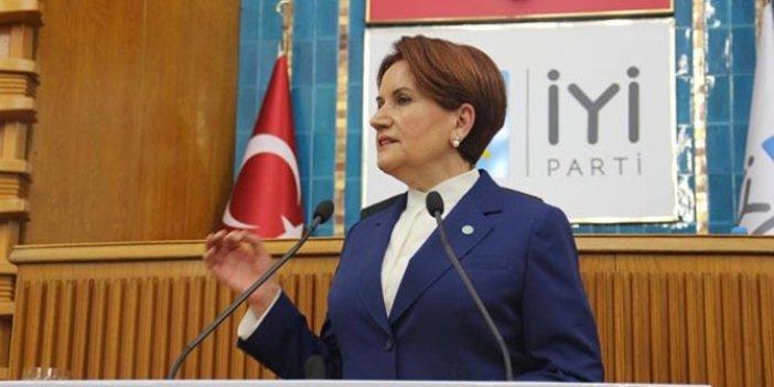 Meral Akşener partisinin grup toplantısında konuştu