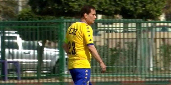 Dünyanın en yaşlı futbolcusu ilk golünü attı