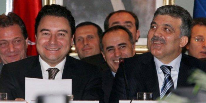 İşte Ali Babacan ve Abdullah Gül'ün arasını bozan isim
