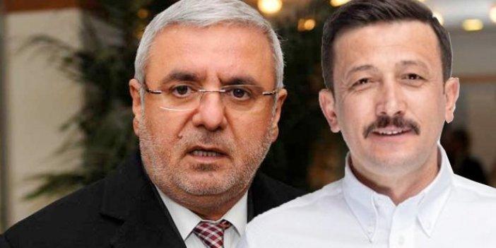 AKP'li isimler Mehmet Metiner ile Hamza Dağ arasında tartışma
