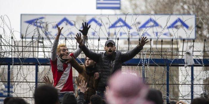 Yunanistan sınırındaki hareketlilik yatıştı