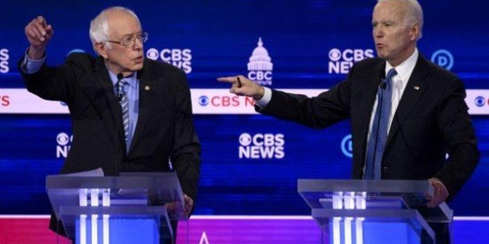 Biden, Sanders'la arayı açıyor
