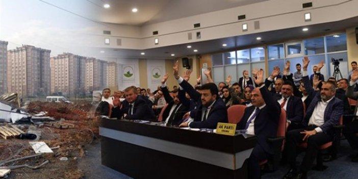 FETÖ'den gözaltına alınanlara AKP-MHP eliyle imar izni