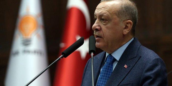 Erdoğan AKP grup toplantısında konuştu