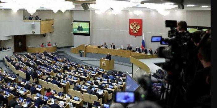Rus Anayasası'nda değişiklik tasarısına onay