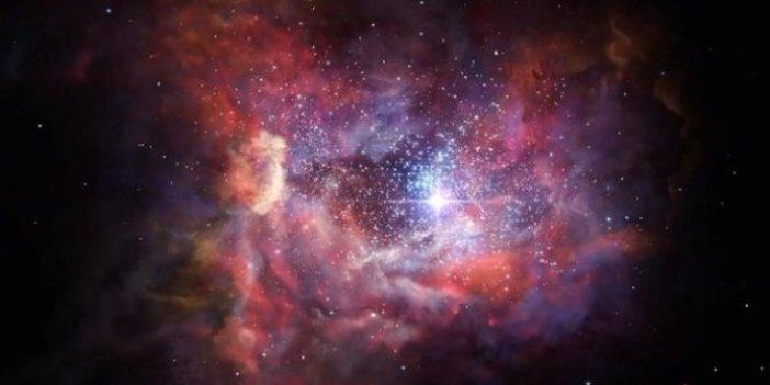 Bilim insanlarından yeni keşif: Gözyaşı şeklinde yıldız!