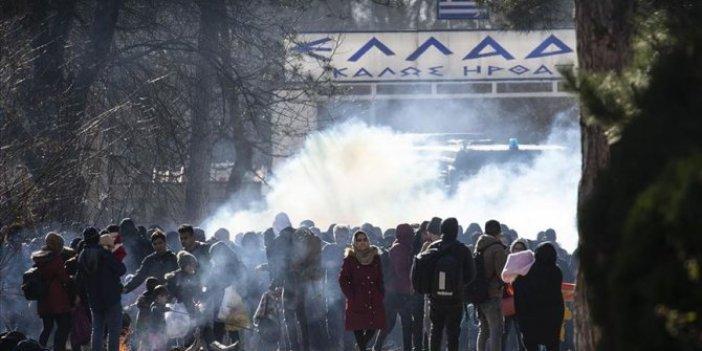 AB, Yunanistan'dan sığınmacılara şiddet iddialarını soruşturmasını istedi