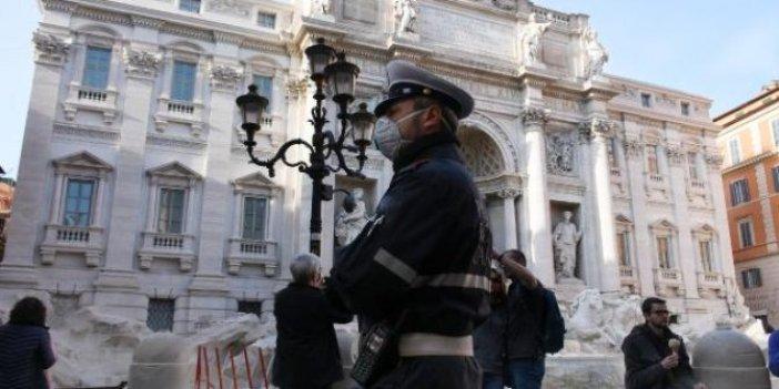 Tüm İtalya karantinaya alındı