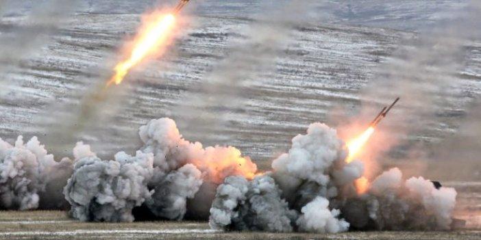 Irak'taki ABD üssüne 10 füzeyle saldırı düzenlendi