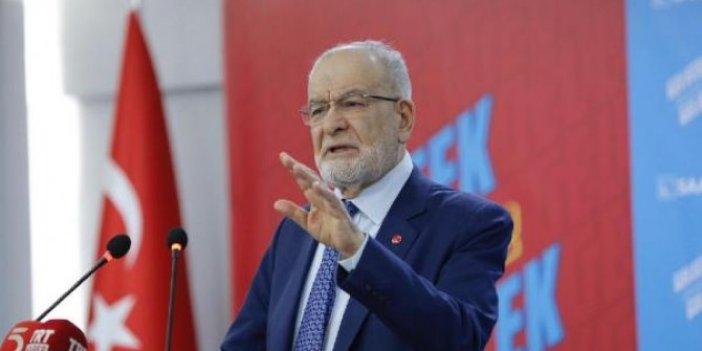 Temel Karamollaoğlu'ndna Erdoğan'a 'Müslüman kanı' tepkisi
