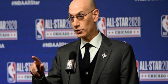 NBA Başkanı Adam Silver'dan corona virüs mektubu
