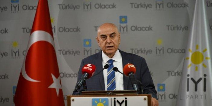 İYİ Partili Cihan Paçacı'dan corona virüs açıklaması